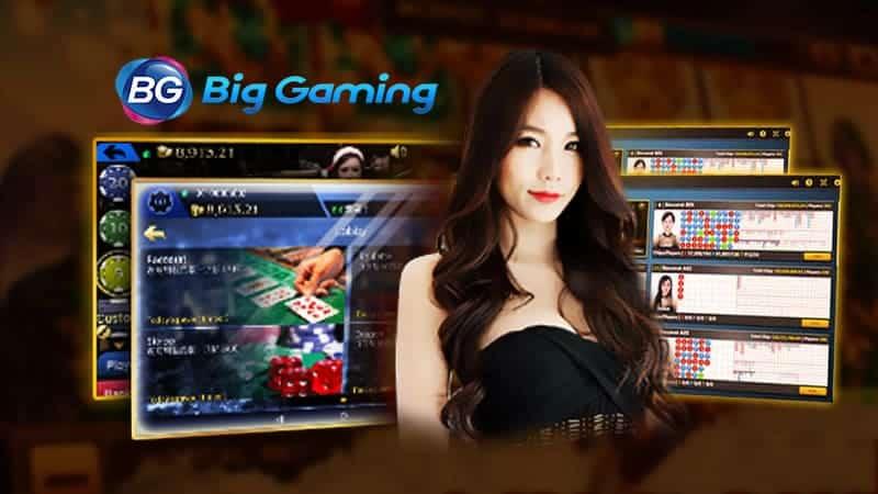 Big-Gamingคาสิโน
